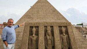 5 yıldır ayakta olan Keops Piramidi, Guinness'e aday