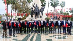 Alanya'da Cumhuriyet Bayramı coşkuyla kutlandı