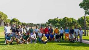 Antalya, golf turnuvasına ev sahipliği yaptı