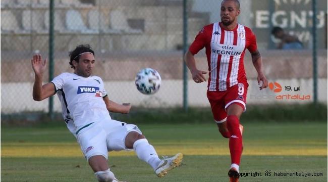 Antalyaspor'da 5 gol 5 isim
