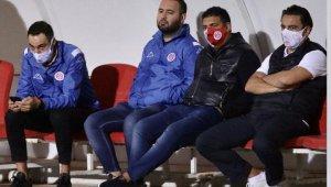 Antalyaspor'da, Fenerbahçe maçı hazırlıkları sürüyor