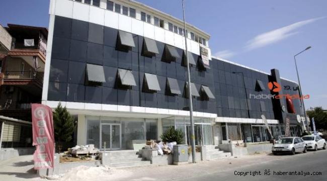 Büyükşehir, Kepez'e Sağlık Merkezi kuruyor