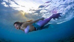 Deniz kızı Melike