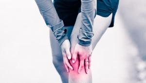 'Diz yaralanması, ciddi kıkırdak hasarına neden oluyor'