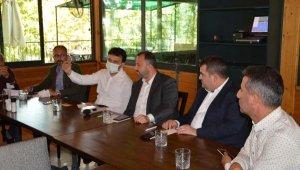 Döşemealtı'nın NATO boru hattı sorunu Ankara'ya taşınıyor