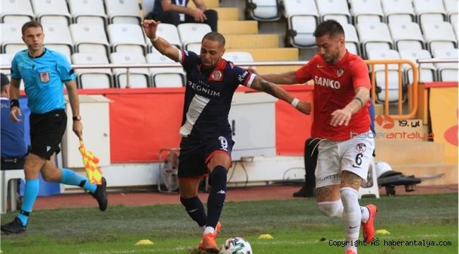 FT Antalyaspor'da kulübe desteği azaldı