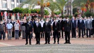 Gazipaşa'da 29 Ekim kutlaması