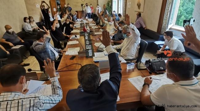 Kemer Belediyesi'nin bütçesi 145 milyon