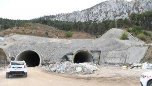 Konya-Antalya yolunu 26 km daha kısaltacak tünel