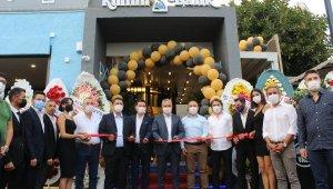 Lara'da yeni balık restoranı açıldı