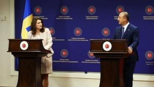 Mevlüt Çavuşoğlu'dan İsveçli bakana sert cevap !