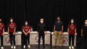 Muratpaşa Belediyespor Kadın Hentbol Takımından işbirliği