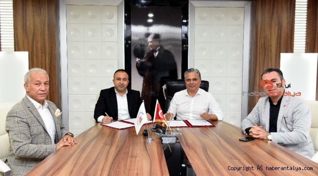 Muratpaşa'da devrim niteliğinde imza