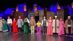 Patara, 1500 yıl sonra tiyatroyla buluştu
