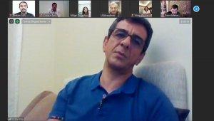 Prof. Dr. Eray, ANTGİAD'ın konuğu oldu