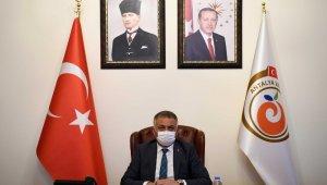 Vali Ersin Yazıcı: Büyük iller arasında alt sıralardayız