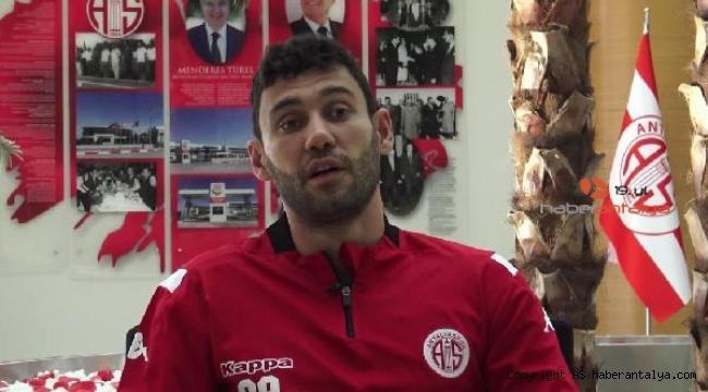 Veysel Sarı: Antalyaspor'u hak ettiği yere getireceğiz