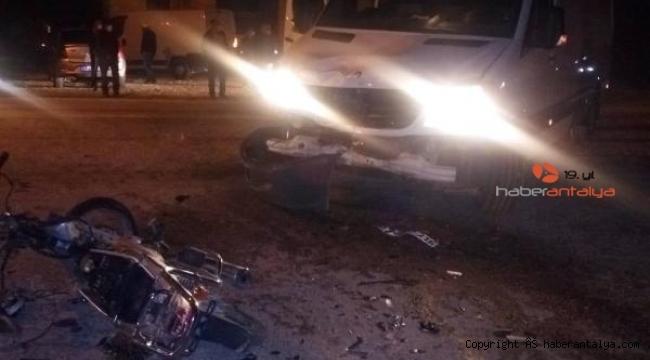 14 yaşındaki sürücünün yürek yakan ölümü !