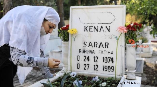 21 yıl önce öldürülen ağabeyinin katilini arıyor
