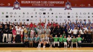 4. Regnum Rusya Kulüplerarası Golf Şampiyonası sona erdi