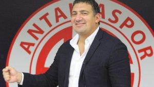 """Ali Şafak Öztürk: """"Alanyaspor karşılaşmasını inşallah kazanırız"""""""