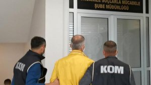 Antalya'da 23 suçtan aranan kişi yakalandı !