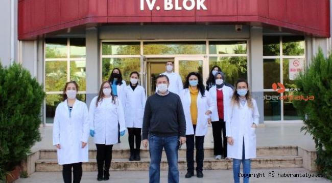 AÜ'de koronavirüse karşı geliştirilen 5 aşı, insanlar üzerinde denenecek !