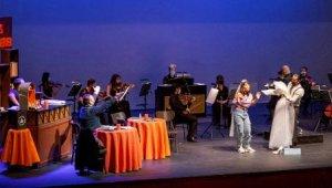 'Bach'ın kantatları' sahnelendi