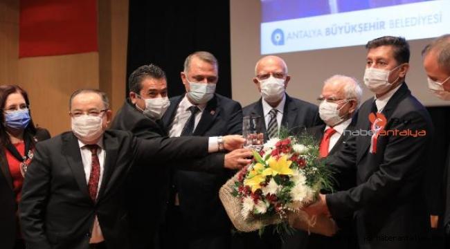 Başöğretmen Atatürk Onur Ödülü, Durna'ya