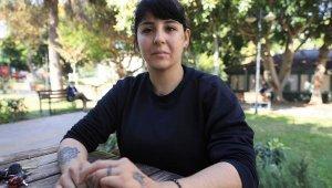 Döner bıçağıyla yaralayan eşi tahliye olan Gizem: İşini tamamlamak için gelecek