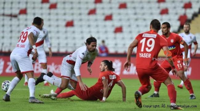 Fraport TAV Antalyaspor kupada turladı