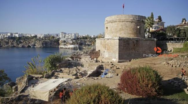 Hıdırlık Kulesi kazılarında 93 yıllık buz fabrikası ortaya çıkarıldı