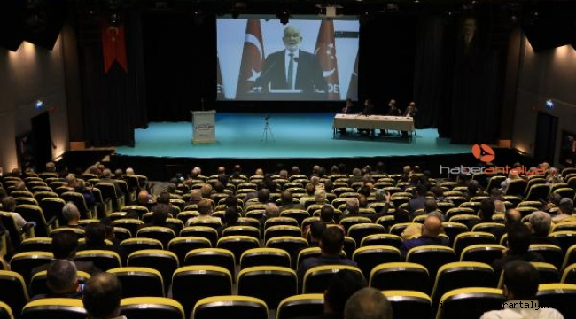 Karamollaoğlu'ndan Avrupa'ya, İslamofobi tepkisi