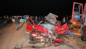 Kazada 2 kişinin öldüğü otomobilden bakın ne çıktı ?