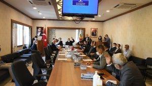 Kemer'in Kasım ayı meclisi toplandı