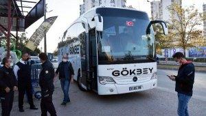 Otobüste DEAŞ'lı ihbarı !