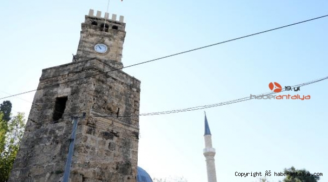 Saat kulesine 'Ramocan' yazısına 1 yıl hapis !