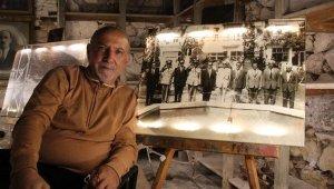 Tarihi fotoğraf sergisine ilgi