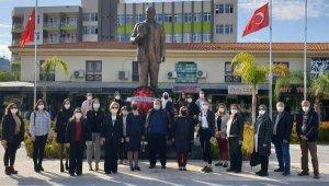 TKB'den 'Kadına Şiddete Hayır' açıklaması