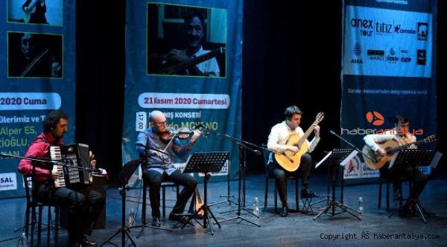 Uluslararası Antalya Gitar Festivali sona erdi