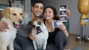 Ünlü youtuber çiftin, anne- baba olma heyecanı