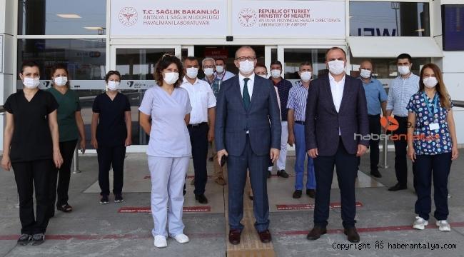 Antalya'da covid salgının başlangıcından itibaren kaç filyasyon yapıldı ?