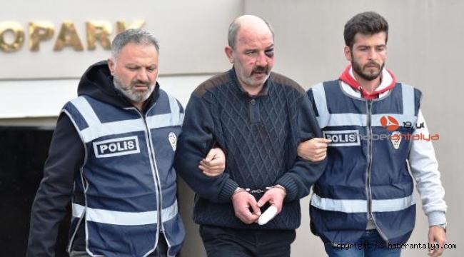 Kaleiçi'nde 'laf atma' cinayeti sanığına 14 yıl 2 ay hapis cezası