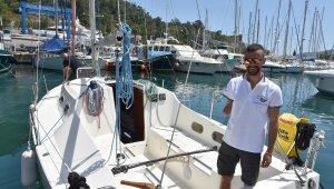 Milli yelkenci Hüseyin Akbulut: Engellerinizi aştıktan sonra başaramayacağız hiçbir şey yoktur