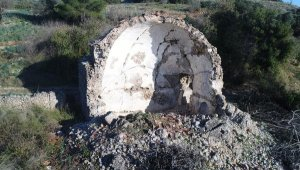 Müftülük, yıkılan 800 yıllık caminin restorasyonunun yapılmasını istedi