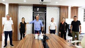 Muratpaşa, cimnastikçilerini ödüllendirecek