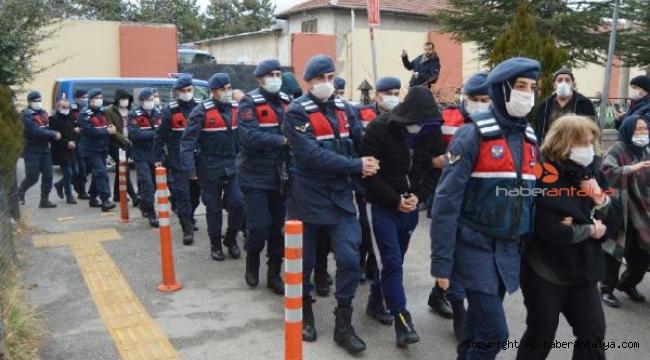 150 milyon liralık dolandırıcılık operasyonu: 33 gözaltı