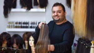 200 gram 'Türk saçı' 2 bin lira