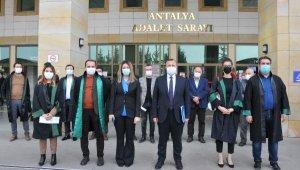 AK Parti Antalya'dan suç duyurusu !