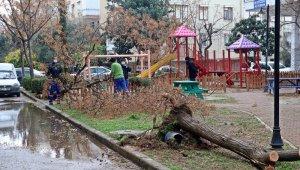 Antalya için kuvvetli fırtına uyarısı !